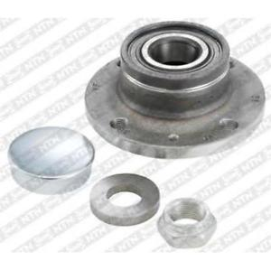 SNR Wheel Bearing Kit FIAT PUNTO (199)0.9 Twinair Turbo Hatchback 2012-  63Kw 86