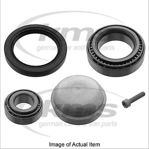 WHEEL BEARING KIT Mercedes Benz E Class Estate E350CDI BlueEFFICIENCY S212 3.0L