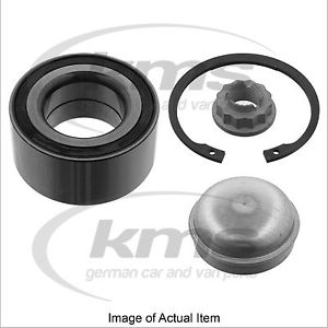 WHEEL BEARING KIT Mercedes Benz A Class Hatchback A180 C169 1.7L – 115 BHP Top G