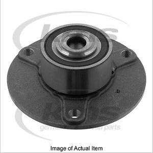 WHEEL BEARING KIT Smart Fortwo Convertible CDi (2007-2012) 0.8L – 54 BHP Top Ger