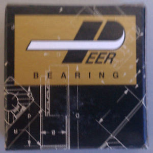 6000 ZZ  Peer Bearings box of 10 Bearings mint in box