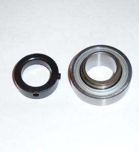 "1"" Insert Ball Bearing  Eccentric Locking Collar Replaces RA100RR"