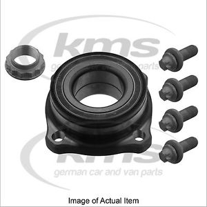 WHEEL BEARING KIT BMW 5 Series Estate 535d Touring F11 3.0L – 309 BHP Top German