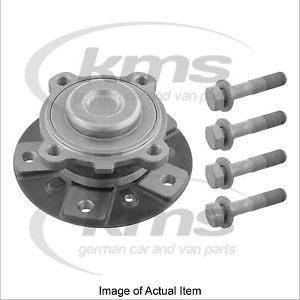 WHEEL HUB INC BEARING & KIT BMW 1 Series Convertible 120d E88 2.0L – 175 BHP Top