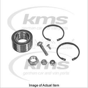 WHEEL BEARING KIT VW PASSAT Estate (32B) 1.6 TD 70BHP Top German Quality