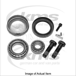 WHEEL BEARING KIT MERCEDES E-CLASS Coupe (C124) E 200 (124.040) 136BHP Top Germa