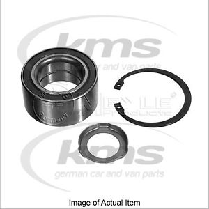WHEEL BEARING KIT BMW 3 Coupe (E46) 320 Cd 150BHP Top German Quality