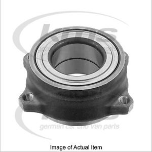 WHEEL BEARING Mercedes Benz E Class Saloon E200CGI BlueEFFICIENCY W212 1.8L – 18