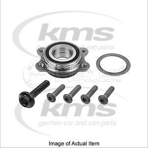 WHEEL BEARING KIT AUDI A6 Allroad (4FH, C6) 3.0 TDI quattro 211BHP Top German Qu