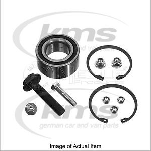 WHEEL BEARING KIT AUDI 100 Estate (4A, C4) 2.4 D 82BHP Top German Quality