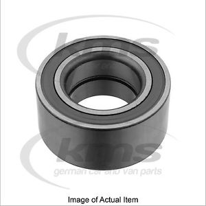 WHEEL BEARING Audi A4 Estate TDI quattro Avant B8 (2008-2012) 3.0L – 237 BHP FEB