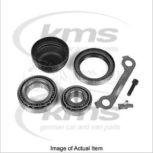 WHEEL BEARING KIT MERCEDES S-CLASS (W126) 380 SE SEL (126.032) 204BHP Top German