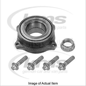 WHEEL BEARING KIT MERCEDES GLK-CLASS (X204) 280 4-matic (204.981) 231BHP Top Ger