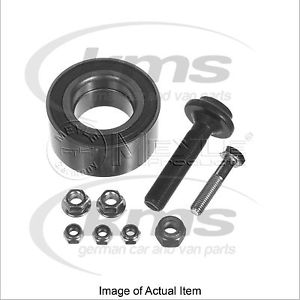 WHEEL BEARING KIT AUDI 80 Estate (8C, B4) 2.3 E quattro 133BHP Top German Qualit
