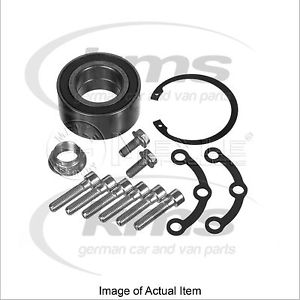 WHEEL BEARING KIT MERCEDES E-CLASS (W210) E 280 4-matic (210.081) 204BHP Top Ger