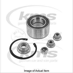 WHEEL BEARING KIT VW GOLF MK4 Estate (1J5) 2.0 4motion 115BHP Top German Quality