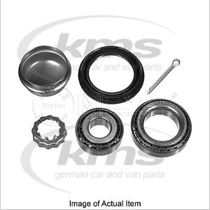 WHEEL BEARING KIT VW GOLF MK2 (19E, 1G1) 1.6 TD 70BHP Top German Quality