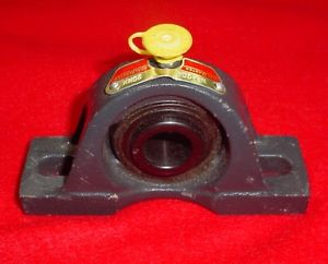 NP204 SEALMASTER New Ball Bearing Pillow Block  NWOB