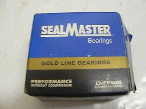 SEALMASTER 1-14 BEARING INSERT SET SCREW LOCKING 1-1/4 INCH BORE