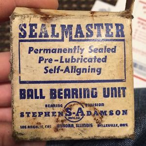 SealMaster SRC-12 Ball Bearing