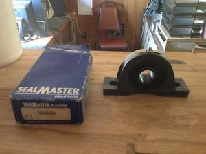 New in box Sealmaster gold line 1 1/8 pillow block