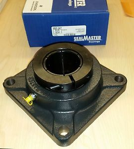 "Sealmaster 4 Bolt Flange Bearing, MSF-36T, size 2-1/4"", New in the Box"