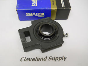 SEALMASTER ST-23C TAKE-UP PILLOW BLOCK BEARING 1-7/16 BORE    IN BOX