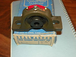 "Sealmaster NP-8 1/2""  Pillow Block Bearing"
