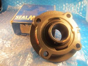 "Sealmaster SFC-23, 1 7/16"" , Setscrew Locking Flange Cartridge Unit,Insert= 2-17"