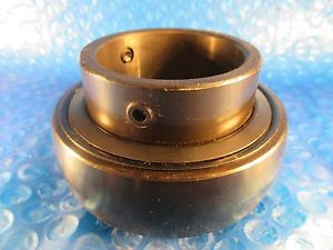 "Sealmaster 2-27, 2-7/16"" Bore, Setscrew Single Lock Standard-Duty Bearing Insert"