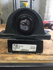 "NP-20 Sealmaster 1-1/4"" Pillow Block Bearing , UCP207-20 NP20"