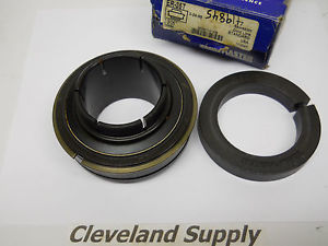 "SEALMASTER ER-35T  BEARING INSERT WITH COLLAR 2-3/16"" BORE   CONDITION IN BOX"