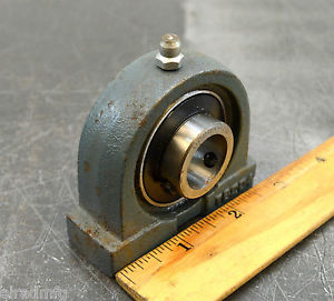 "SEAL MASTER TB204 PILOW BLOCK BEARING 3/4"" CAST BALL BEARING"