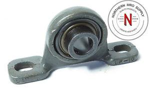 "SEALMASTER LP-10 MINI-PILLOW BLOCK BEARING .625"" ID, 3.5"" BHS"