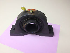 "SEALMASTER PILLOW BLOCK BEARING 2 3/16"" NPL-35 USED"