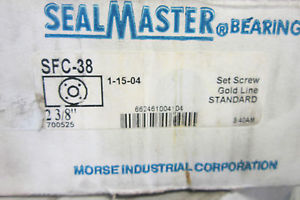 SEALMASTER SFC-38 BEARING SFC38