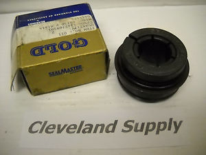 "SEALMASTER ER-18T GOLDLINE BEARING INSERT 1-1/8"" BORE   CONDITION IN BOX"