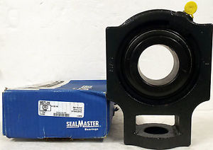 "1  SEALMASTER (REGAL) MST-39 TAKE-UP BALL BEARING UNIT 2-7/16"" BORE"