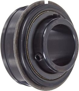 Sealmaster ER-19 Cylindrical OD Bearing, Setscrew Locking Collar, Light Contact