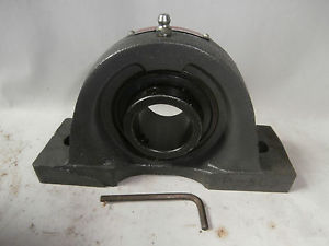 Seal Master MP 22 Pillow Block Ball Bearing 1 3/8""