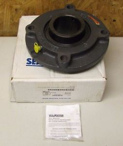 "SEALMASTER MFC-43 2 11/16"" BORE 4 BOLT FLANGED CARTRIDGE BEARING NIB"
