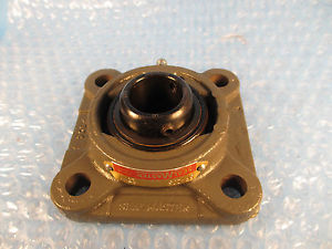 Sealmaster SF-205,4-Bolt Flange Unit, SF205, Housing= F504, Insert= F205