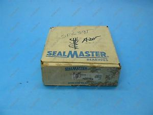 "SealMaster SFC-39T Piloted Flange Bearing 2 7/16"" Bore 4 Bolt NOS"