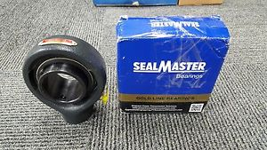 New Sealmaster SEHB-32R Eccentric Drive Type Hanger Bearing, Setscrew Locking