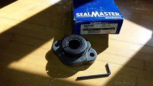 "Sealmaster 15/16"" DFT-15 TC-1 2 bolt pillow block bearing  Free Shipping (27-37)"
