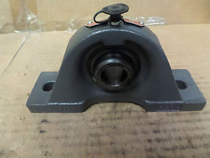 "SealMaster Two Bolt Flange Bearing SP-14 SP14 7/8"" Bore New"