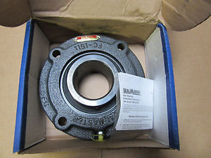 "SealMaster MFC-39C Gold Line 4-Bolt Flange Mount Bearing 2-7/16"" !!! in Box"