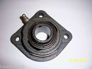 "Seal Master 1"" Flange Block Bearing 3 bolt S451ML16"