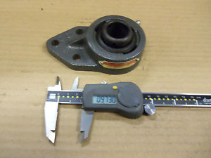 New Seal Master FB-16 FB16 Flange Block with Bearing