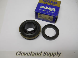 "SEALMASTER ER-19T  BEARING INSERT WITH COLLAR 1-3/16"" BORE   CONDITION IN BOX"